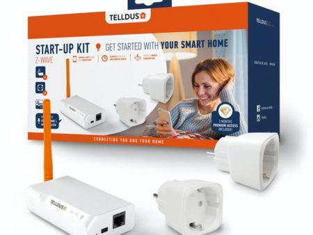 TELLDUS Startkit Energy Premium Z-Wave