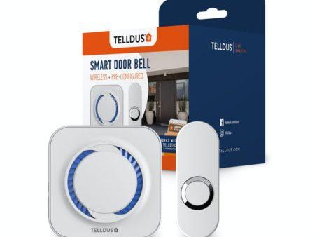 TELLDUS Trådlös dörrklocka 433 MHz