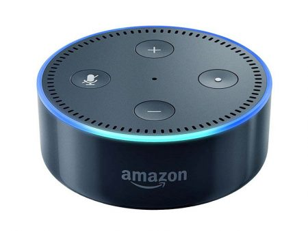 Amazon Echo dot generation 2 med Alexa