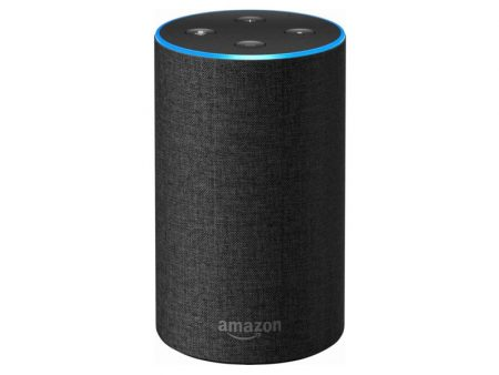 Amazon Echo generation 2 med Alexa