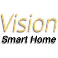 Vison smart home logo