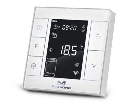 MCO Home termostat för uppvärmning med el