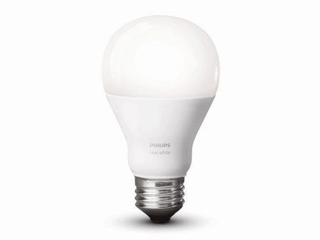 Glödlampa Philips Hue vit, 9,5W A60 för sockel E27