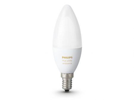 Glödlampa Philips Hue White Ambiance 6W E14 1-p