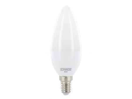 Glödlampa varmvit, dimbar (E14)