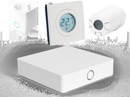Startpaket för smart styrning av energiförbrukningen